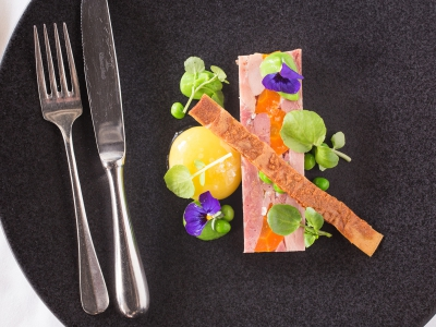 food photography for Turners restaurant Birmingham