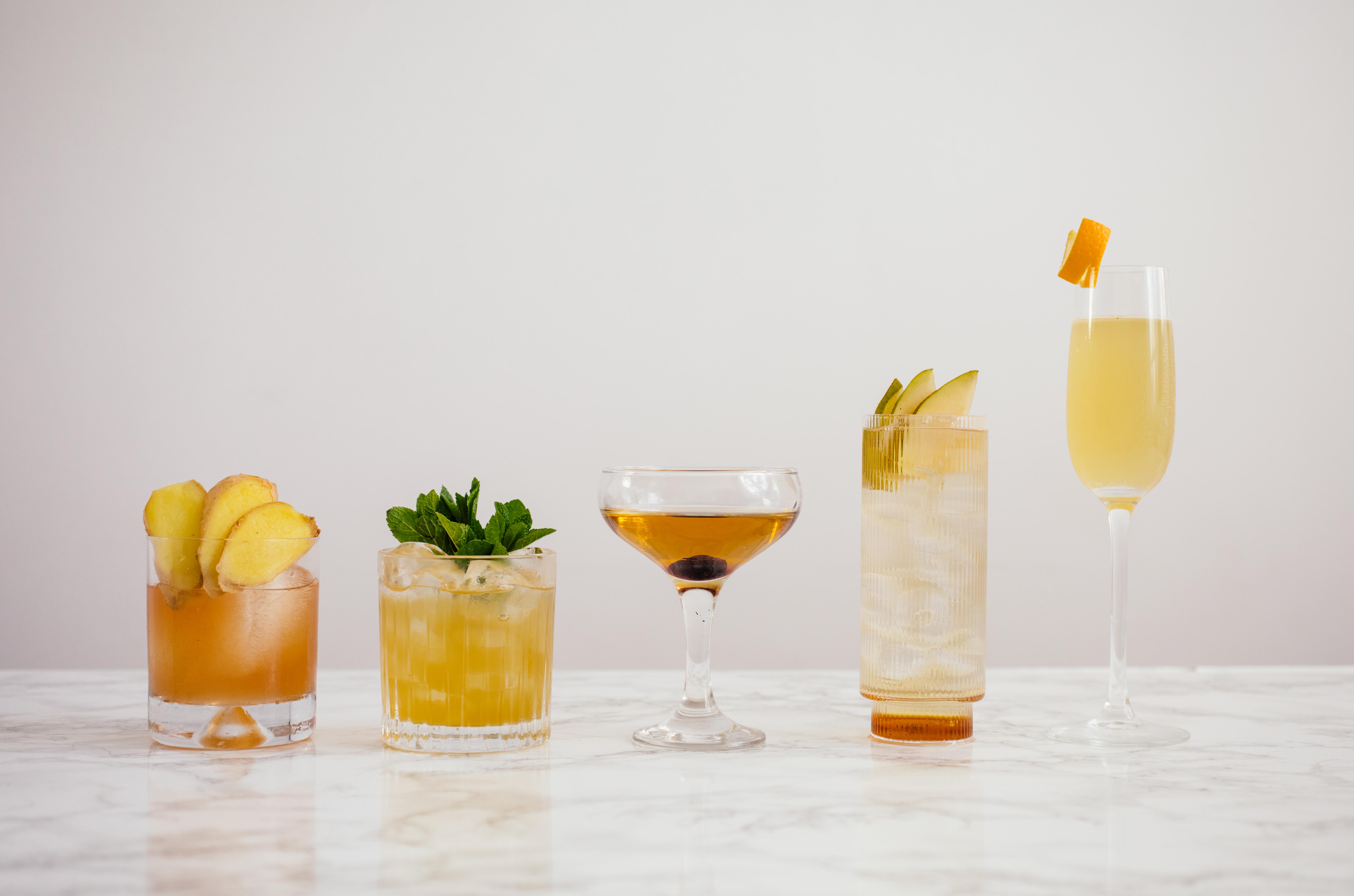5 Cocktails