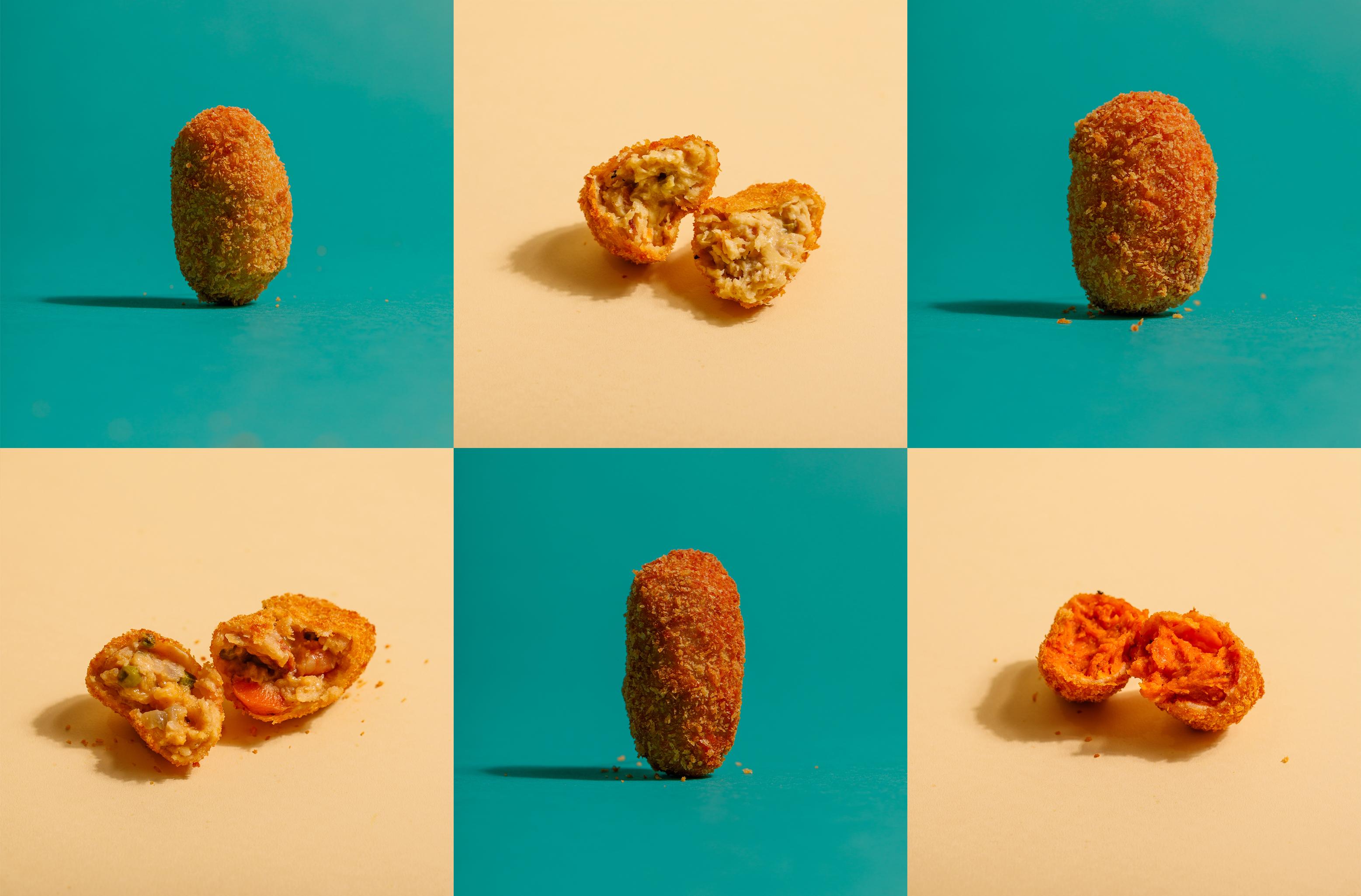 Las Quetas street food photography