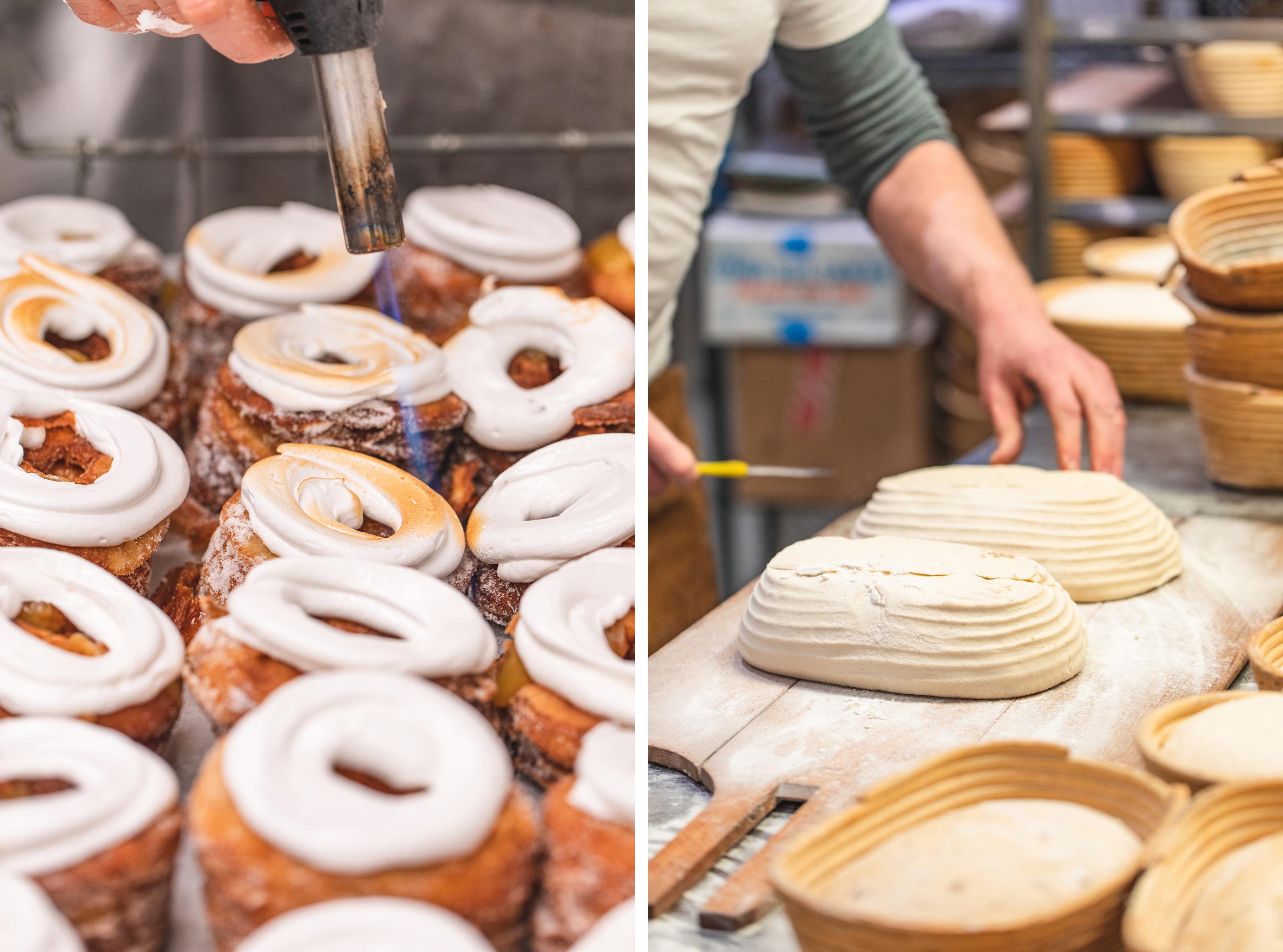 bakery process