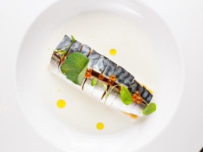 Food photography for The Epicurean Birmingham