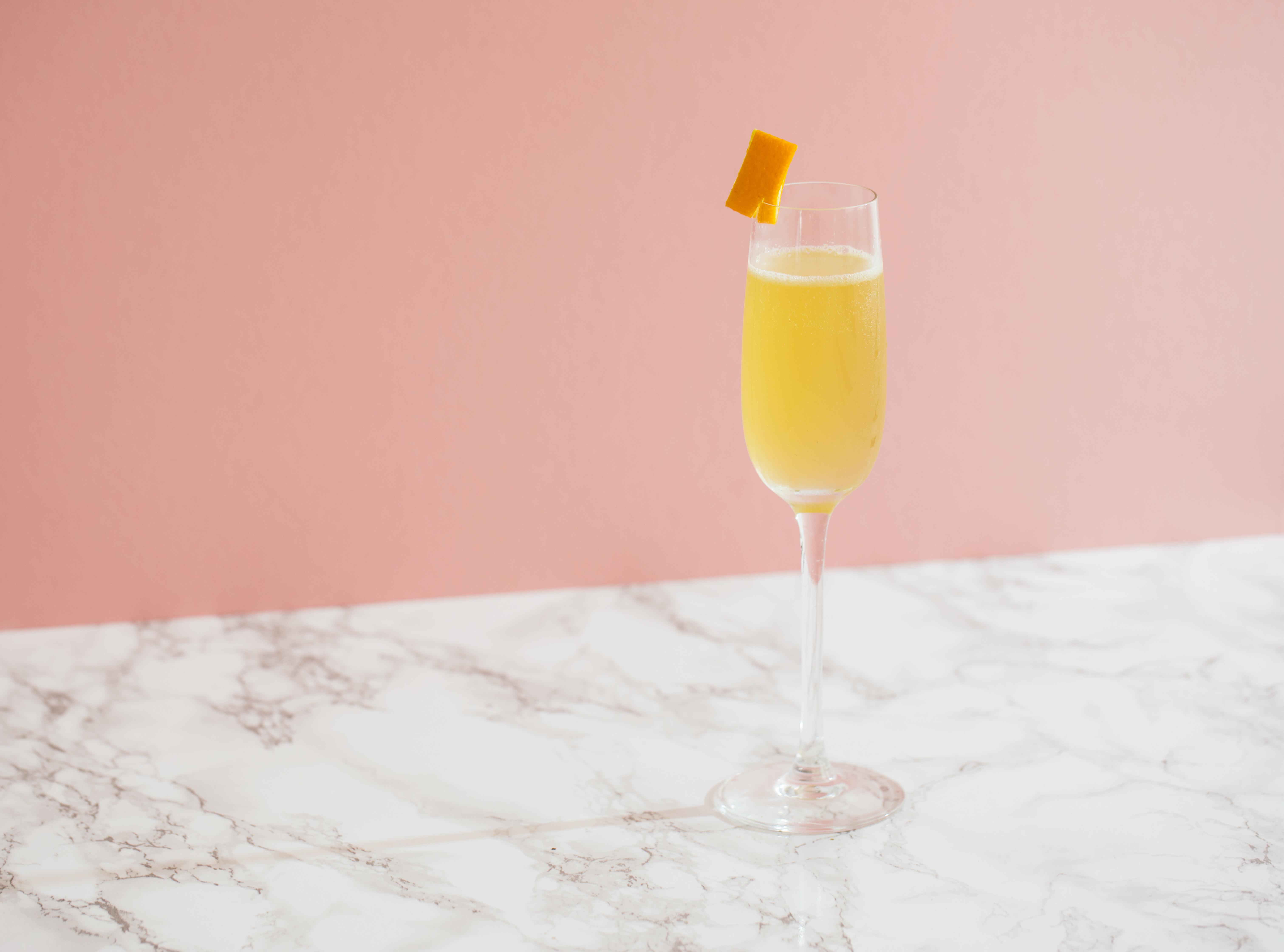 Modern tall cocktail